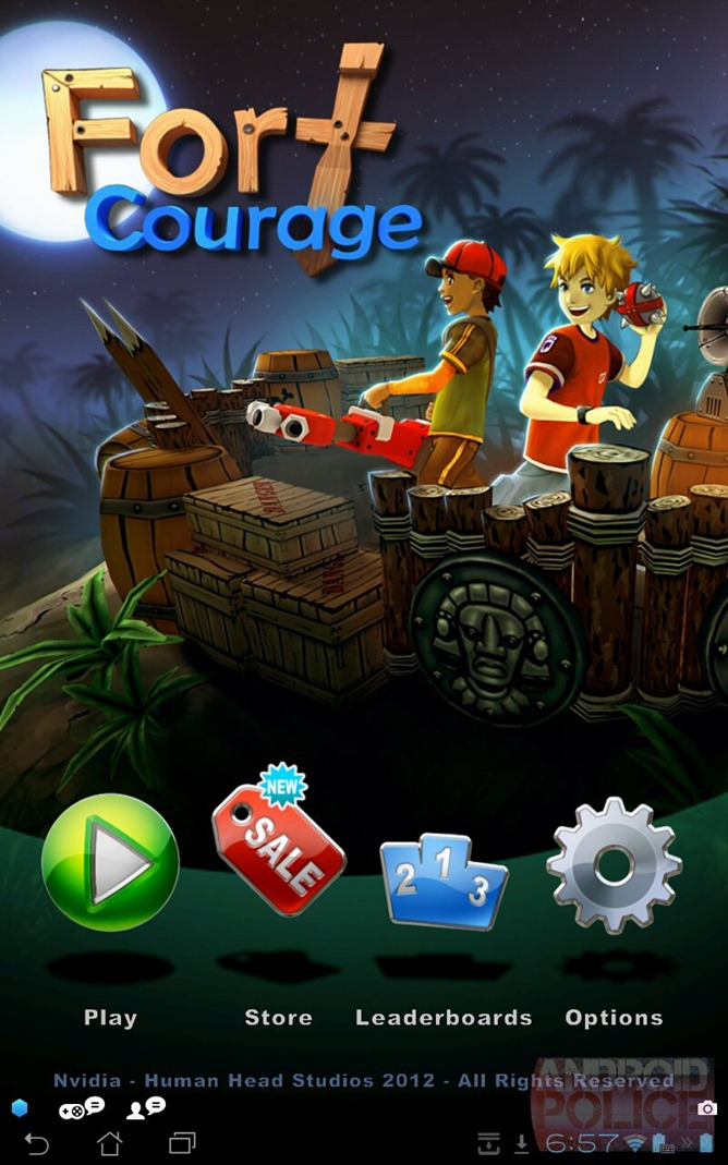 game review fort courage is another solid game held back by in app