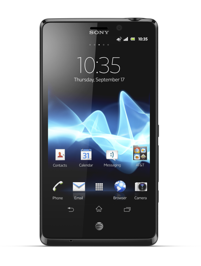 Modernistyczne Sony Xperia TL Making Its Way To AT&T's 4G LTE Lineup 'In The AN51