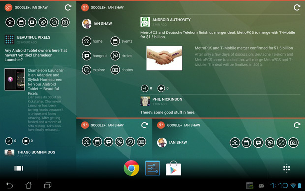 Where to find sexy widgets