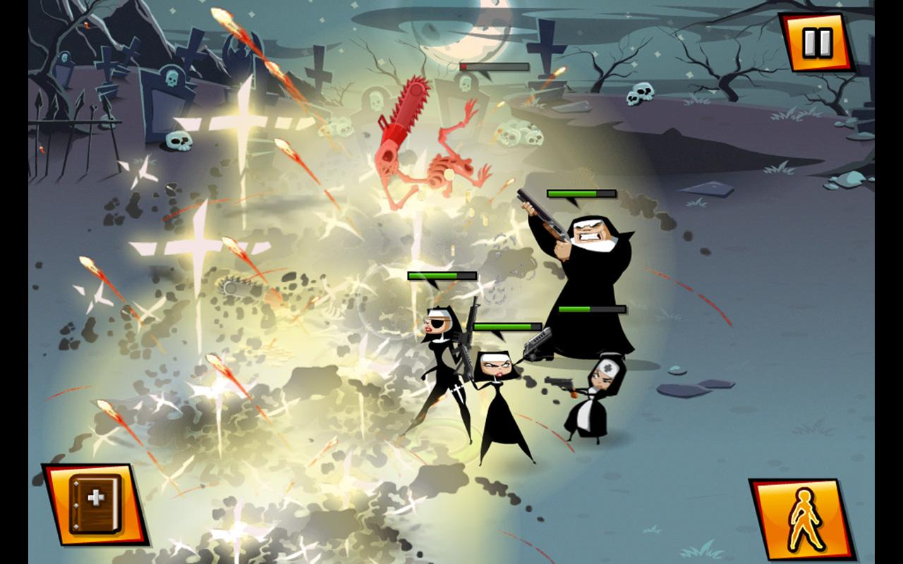 [New Game] Nun Attack Brings The Good Fight To Your Mobile ...