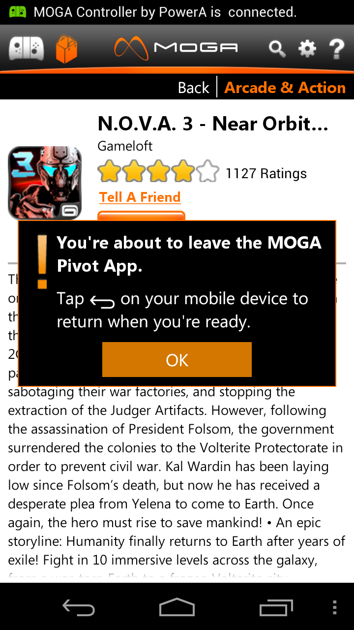 Moga Controller Review This Is How You Build An Android Controller But Not How You Program One