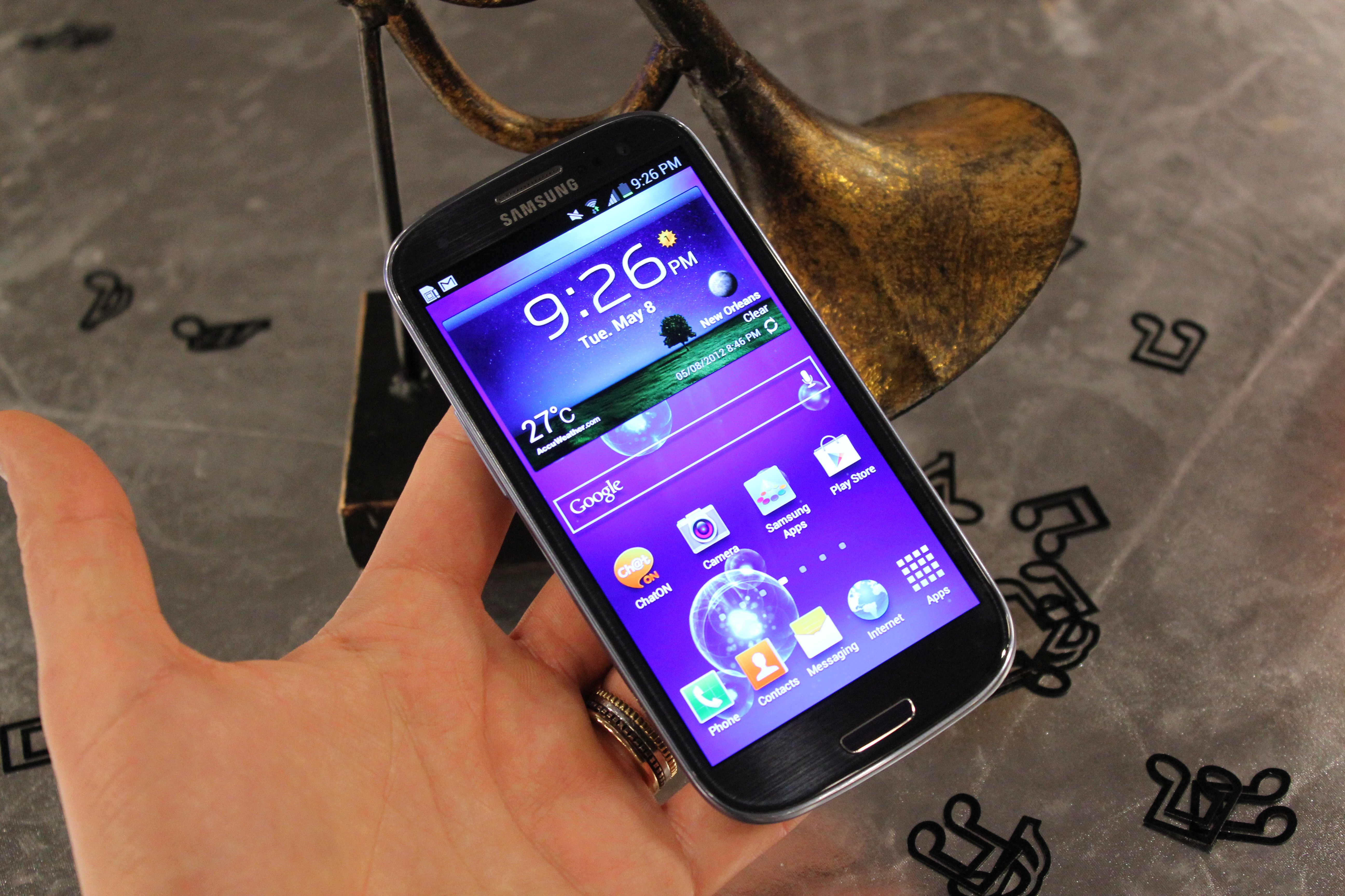 MetroPCS Is Getting The Galaxy S III Too, Priced At $499 Without A