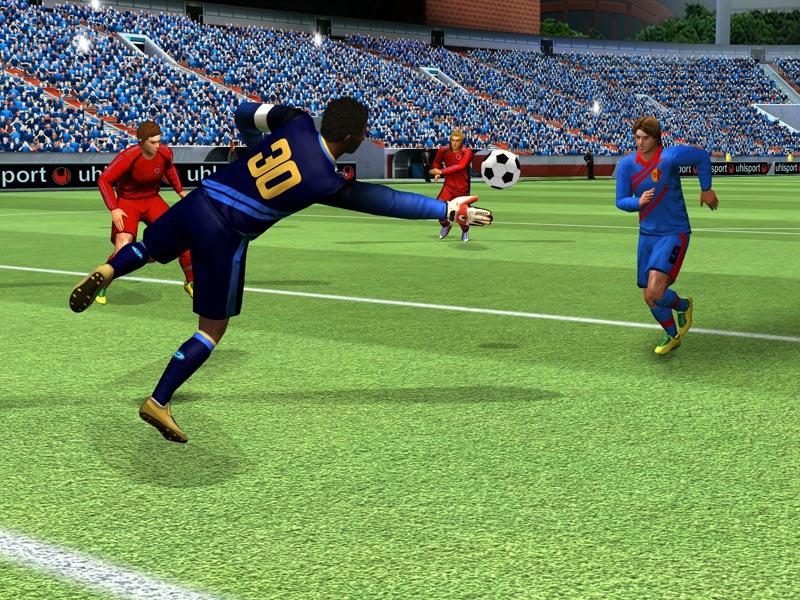 Скачать Реальный Футбол 2013 На Андроид Бесплатно - фото 6