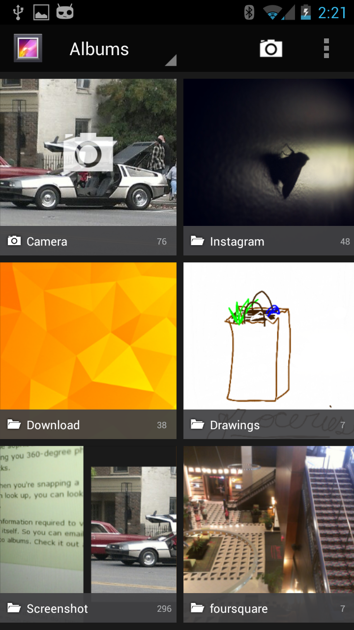 Download The Android 4 2 Camera/Gallery App With New UI