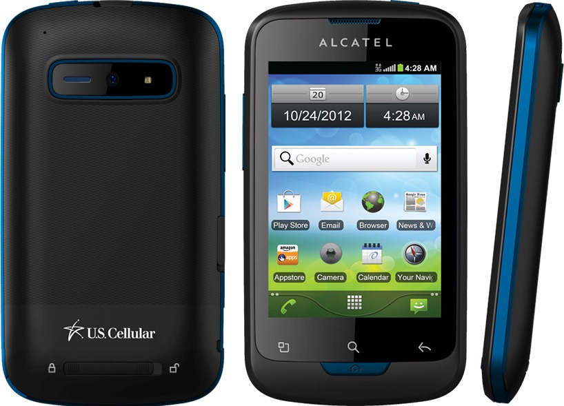 Alcatel ONE TOUCH Shockwave Hits US Cellular Today For $49.99