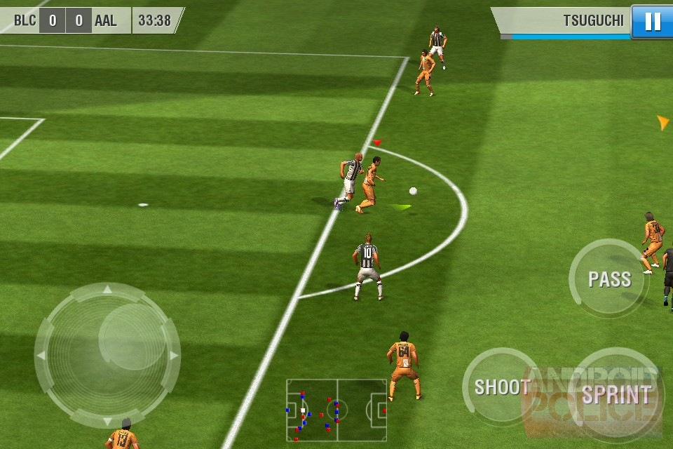 Real Football 2013 Review: Turns Out It's Not So