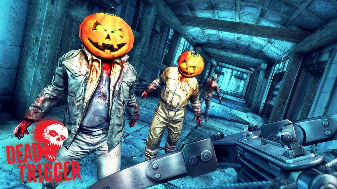 Dead Trigger Is Updated, Now Free, with New Weapons, New Zombies and More Fun