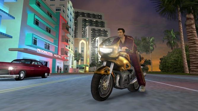 In arrivo su Android anche GTA Vice City!