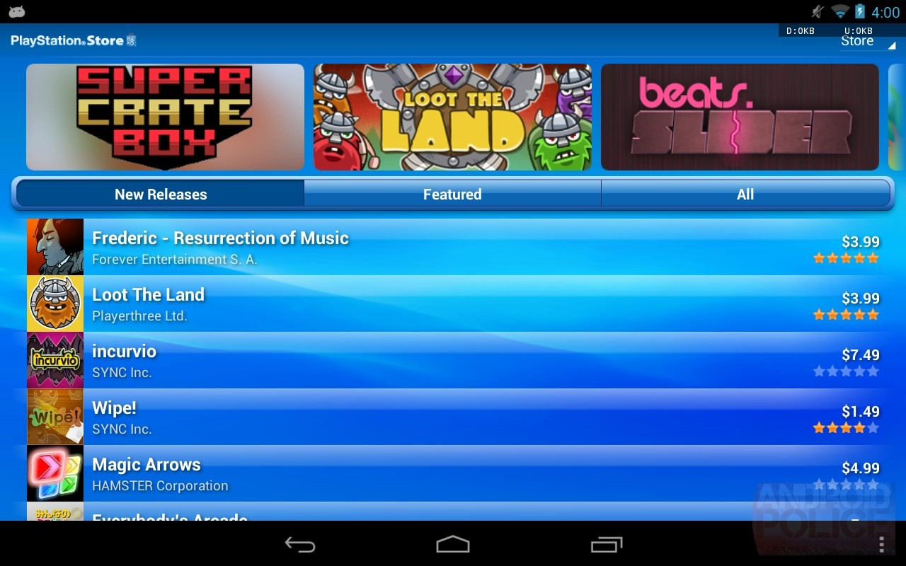 psx emulator for android download