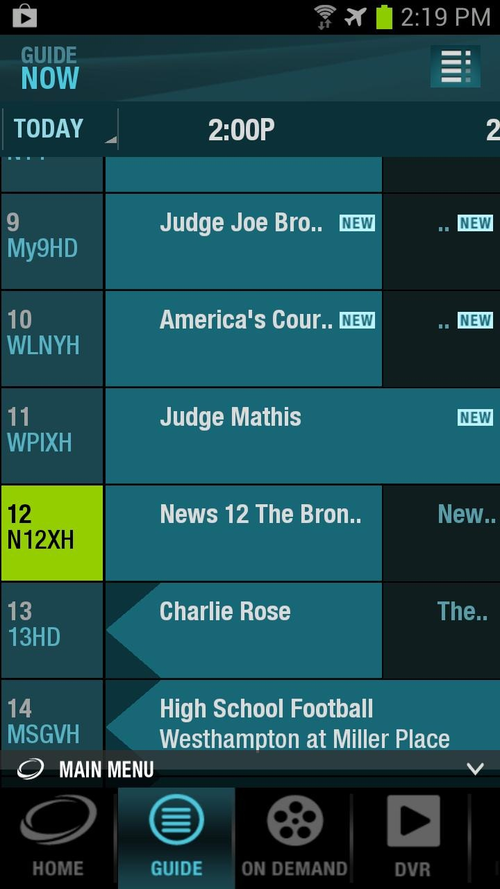 Cable Channel Guide | Country Cablevision - ccvn.com