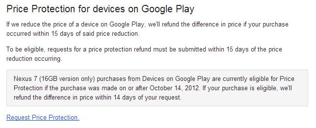 Google Play Store: se il prezzo di un prodotto si abbassa vieni in parte risarcito
