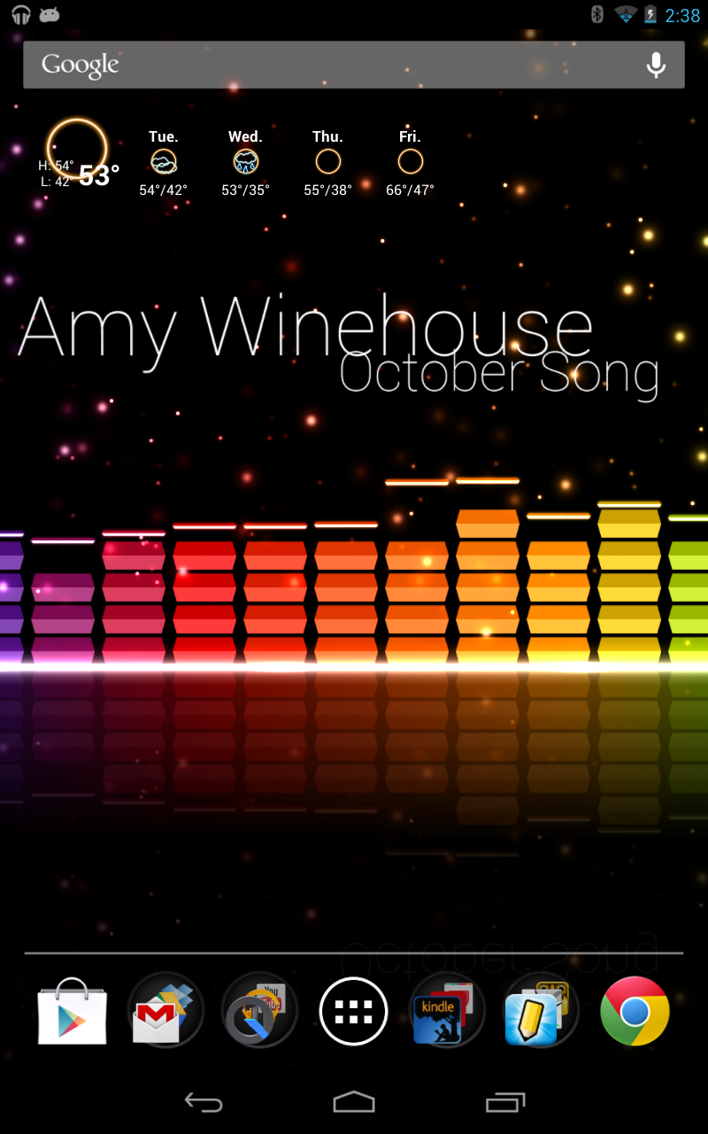 New App] Audio Glow Brings Highly Customizable, Highly Beautiful