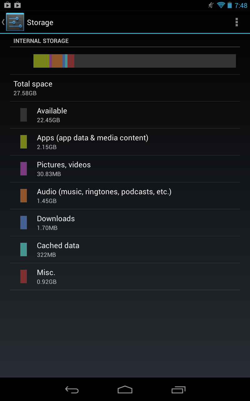 Android 4 2 Tip: You Can Now Clear All Cached App Data At Once