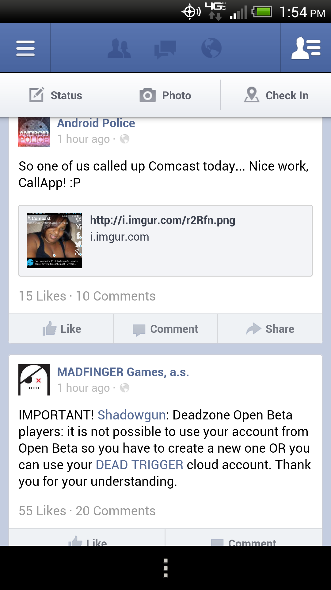 Www Facebook App For Android
