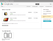 Shopping Cart   Google Play