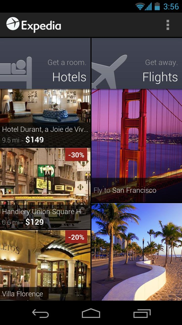 Expedia Android App Receives Major Update To v2.0, Now ...
