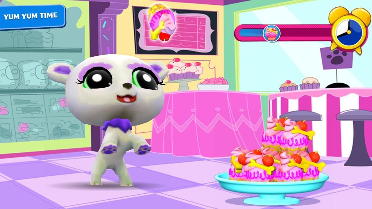 New game gameloft teams up with hasbro to launch littlest pet d f voltagebd Choice Image