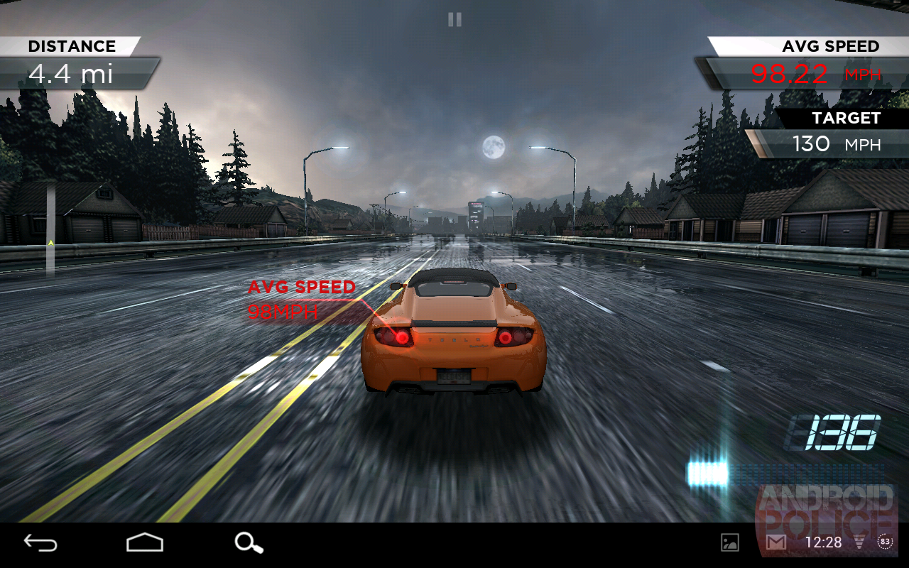 Need For Speed Most Wanted Review: A Cool New Car With No