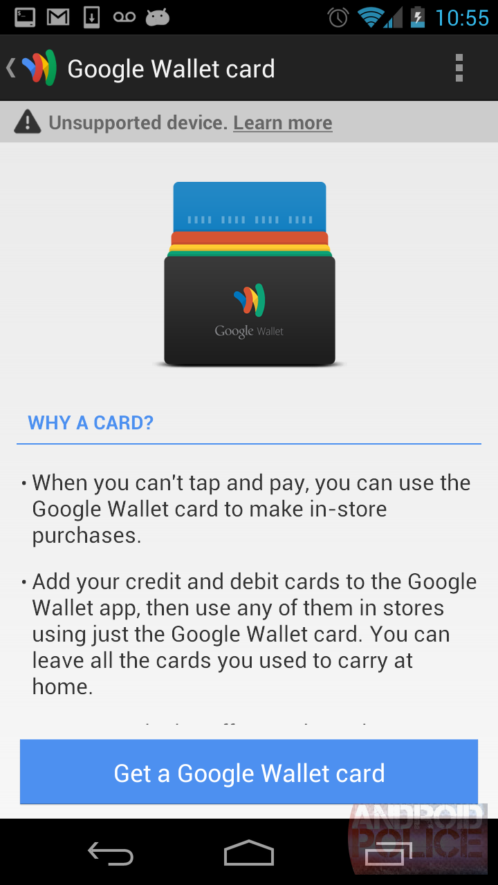 Introducing: The Physical Google Wallet Card - Coming Soon