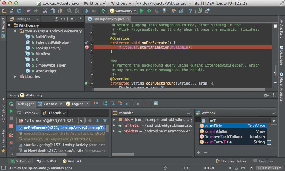 IntelliJ Releases IDEA 12, Brings Improved UI, New Compiler Mode