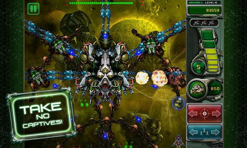 Звездный Защитник 4 на андроид это та самая героическая игра, которая испол