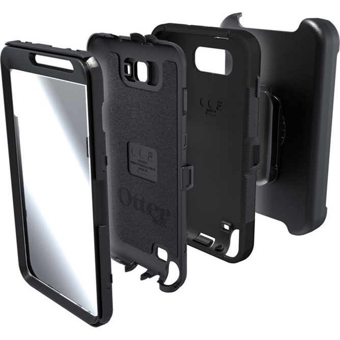 Otterbox Defender Galaxy Note Black Show