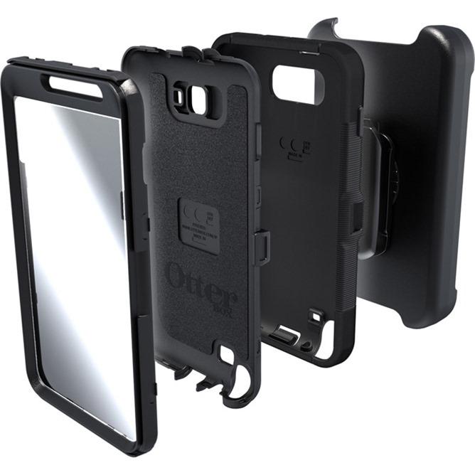 Otterbox Defender Galaxy Note Black Show