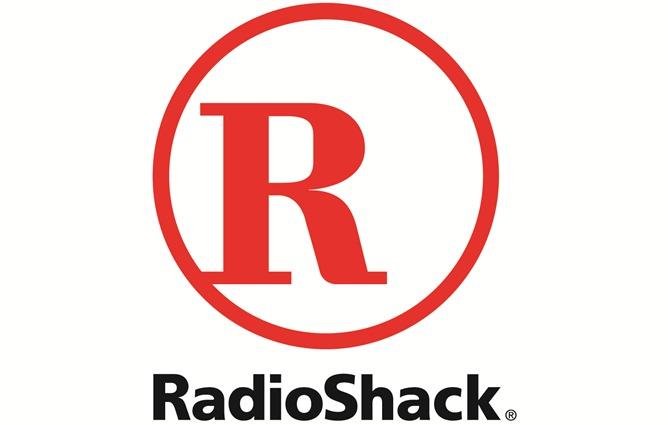 Radio Shack Stacked logo