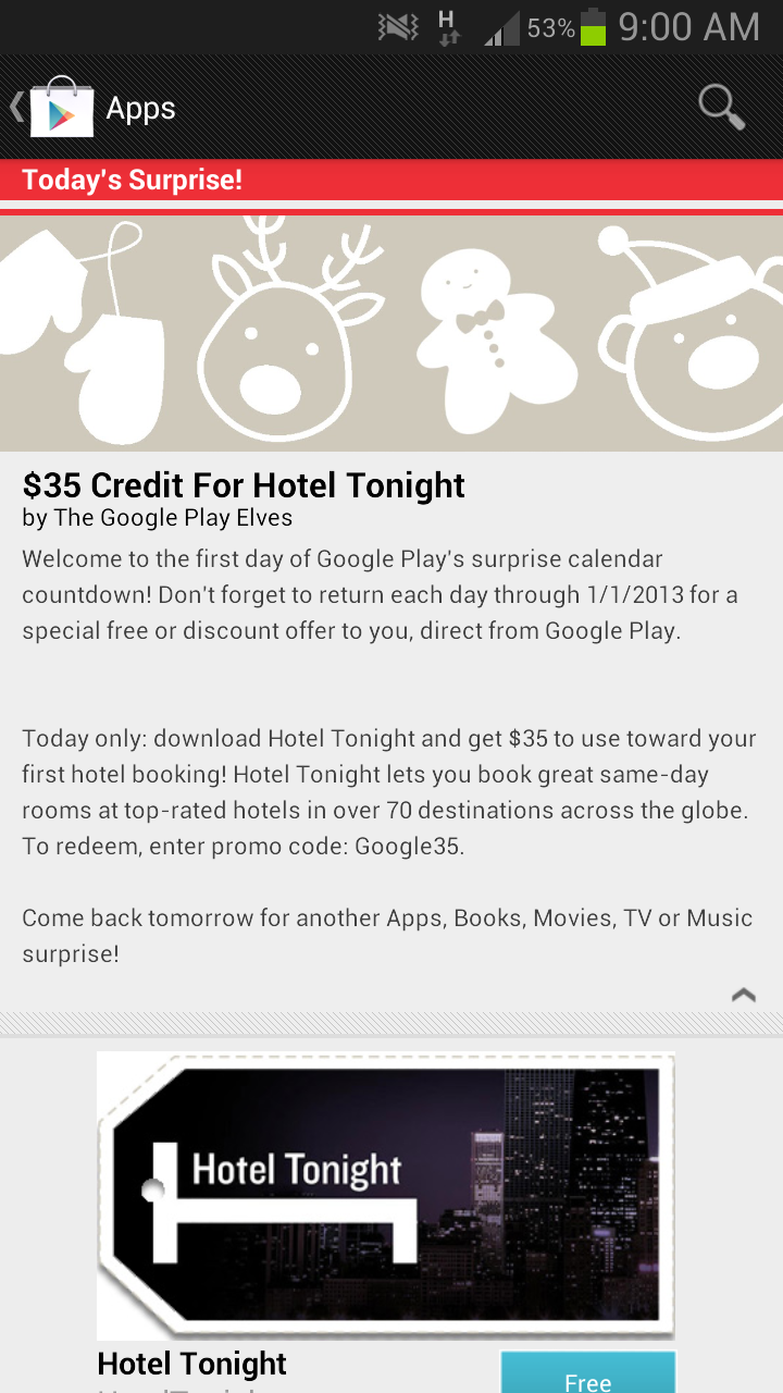 Same Day Hotel Booking App