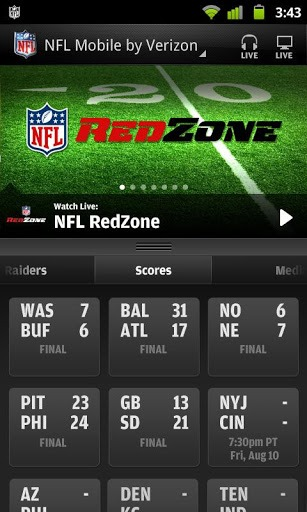 nfl mobile verizon how does nfl wildcard work