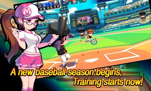[New Game] Gamevil's Baseball Superstars 2013 Goes Global ...