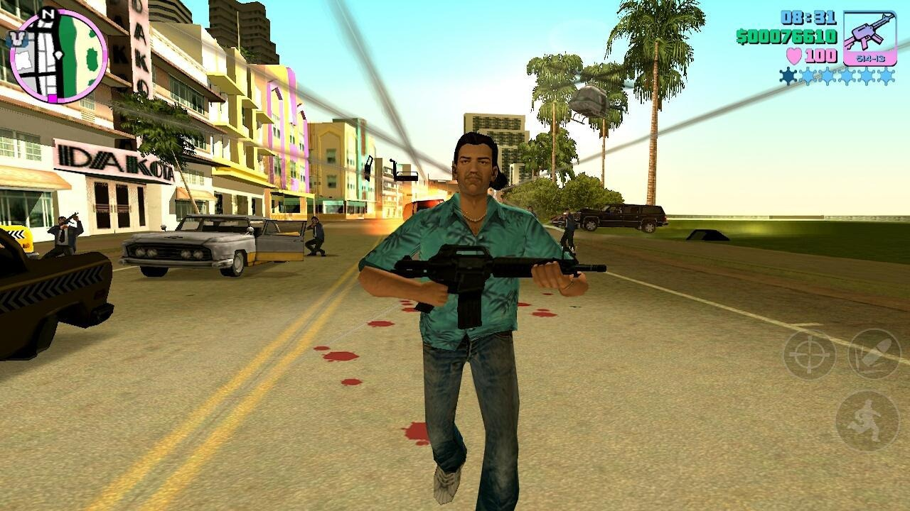 Rockstar Games And War Drum Studios Launch Grand Theft Auto  Vice     Android Police vicecity  vicecity  vicecity