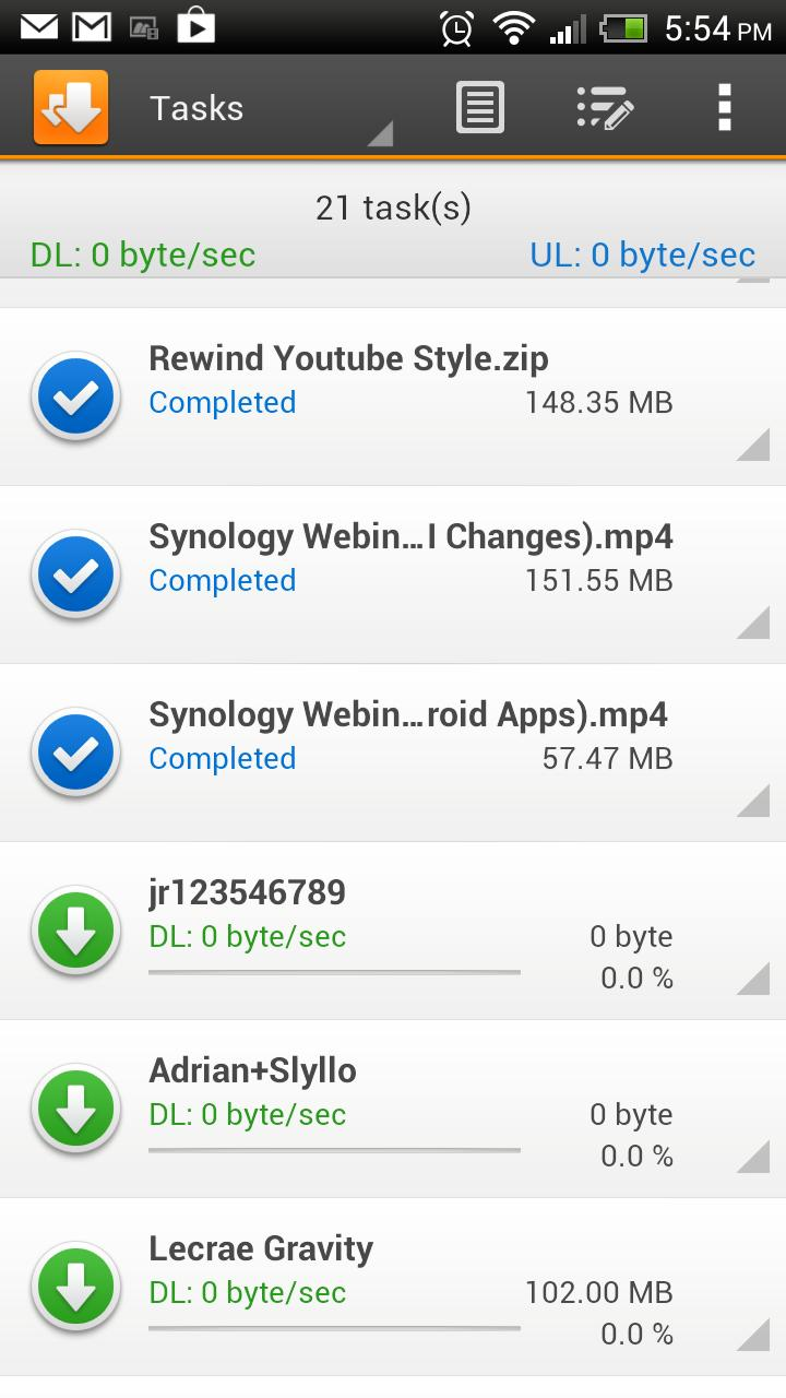 synology releases two apps for its nas units  ds video and