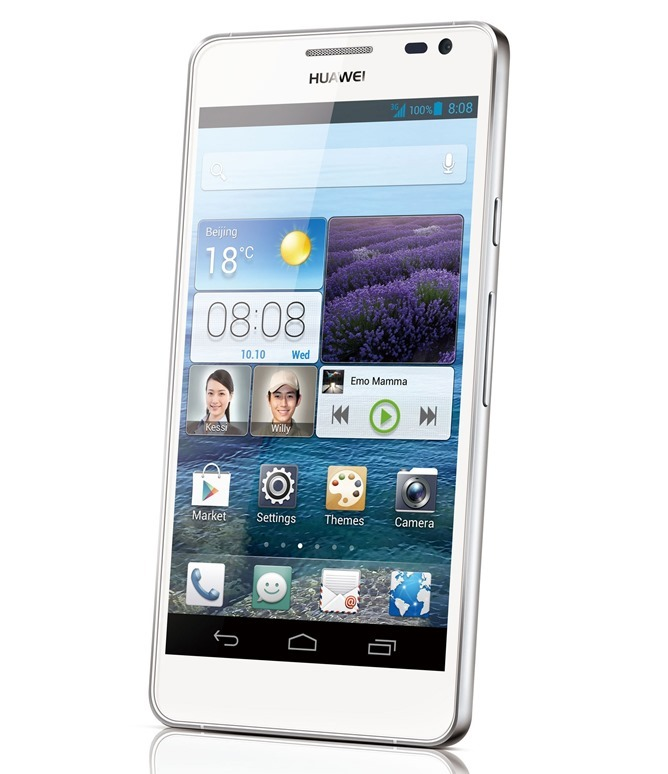 HUAWEI DEVICE ASCEND D2