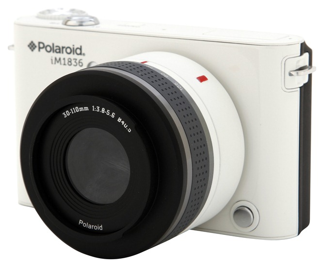 Polaroid IM1836 android ilc camera