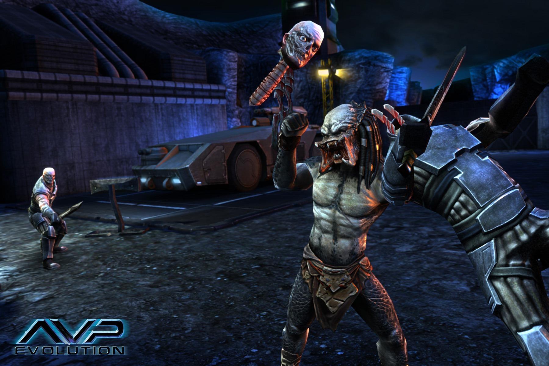 Fox Digital Teases Alien vs. Predator: Evolution, Coming ...