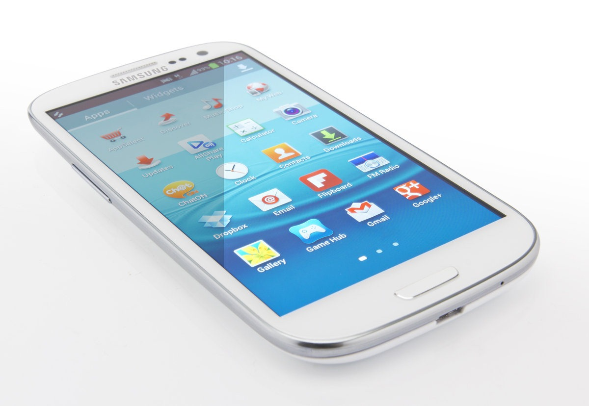 Mobile Launching Updated Samsung Galaxy S III With 4G LTE Support ...