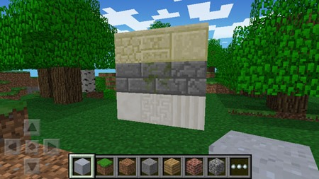 Different Paintings In Minecraft Pe