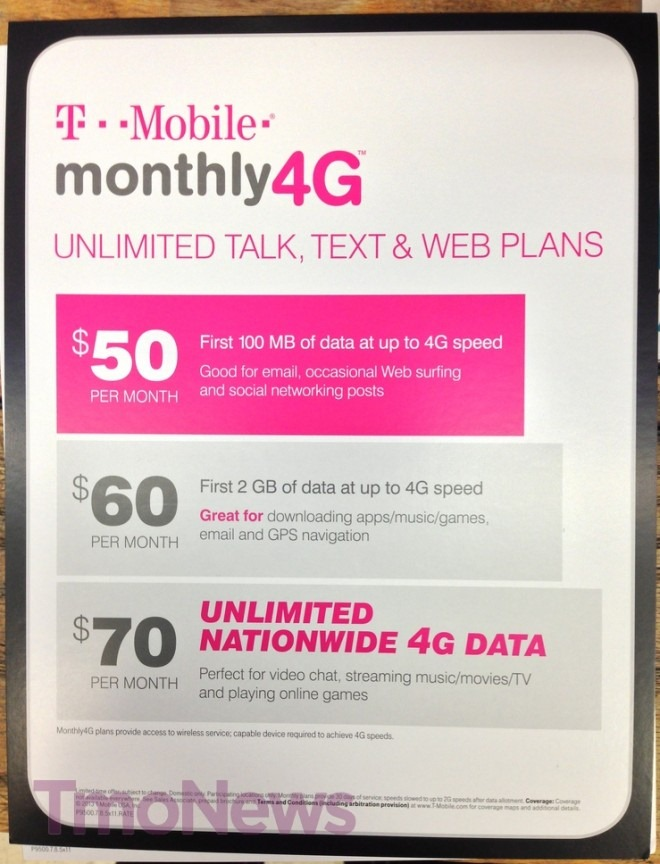 t-mobile bringing unlimited 4g data plan to prepaid starting