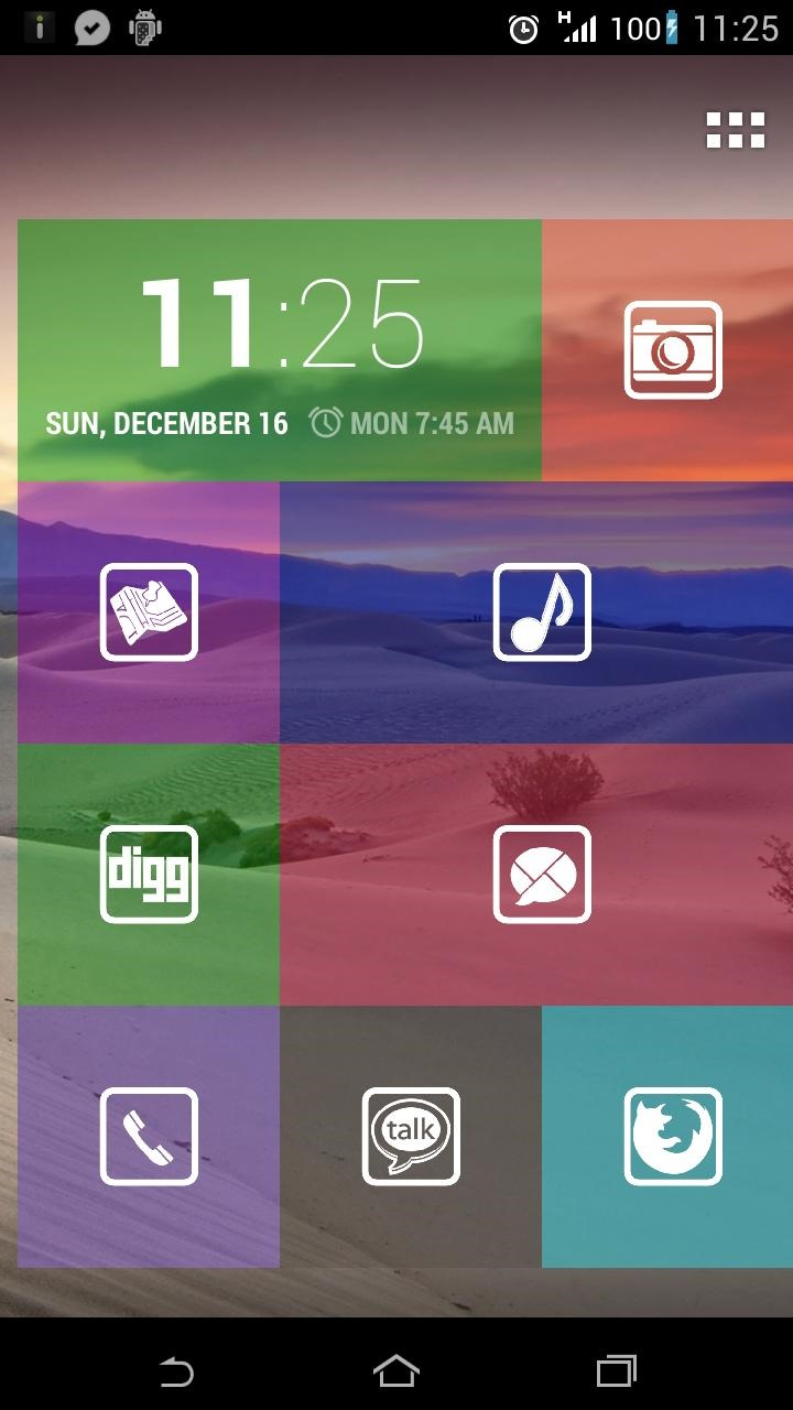 Phone Make Android Windows Phone tile launcher beta makes your android homescreen feel a little tilelauncher1 tilelauncher2 tilelauncher3