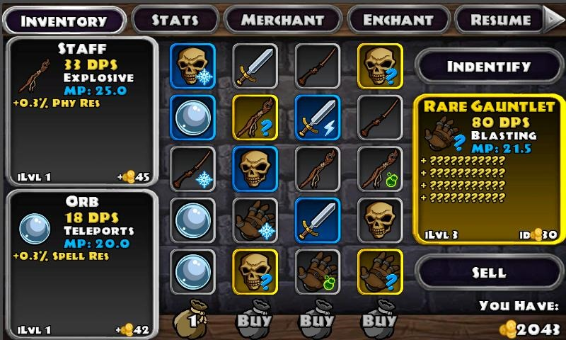 New Game Old School Crawler Dungeon Quest Lets You Loot