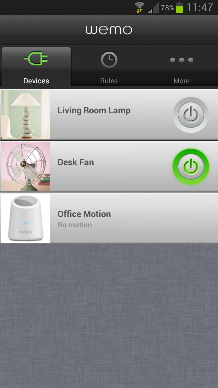 how to set bedside mode on android