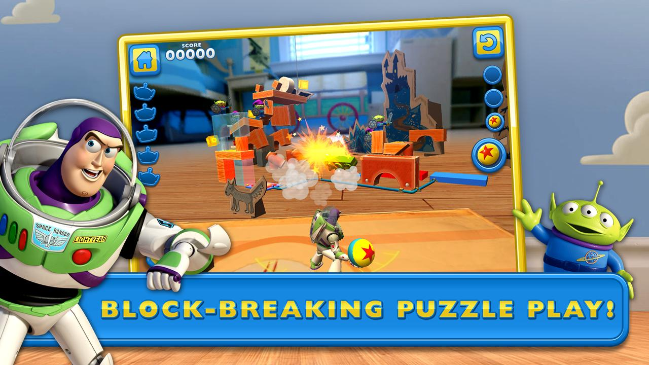 Toy Story Games Play Now : New game the toys come back to life in toy story