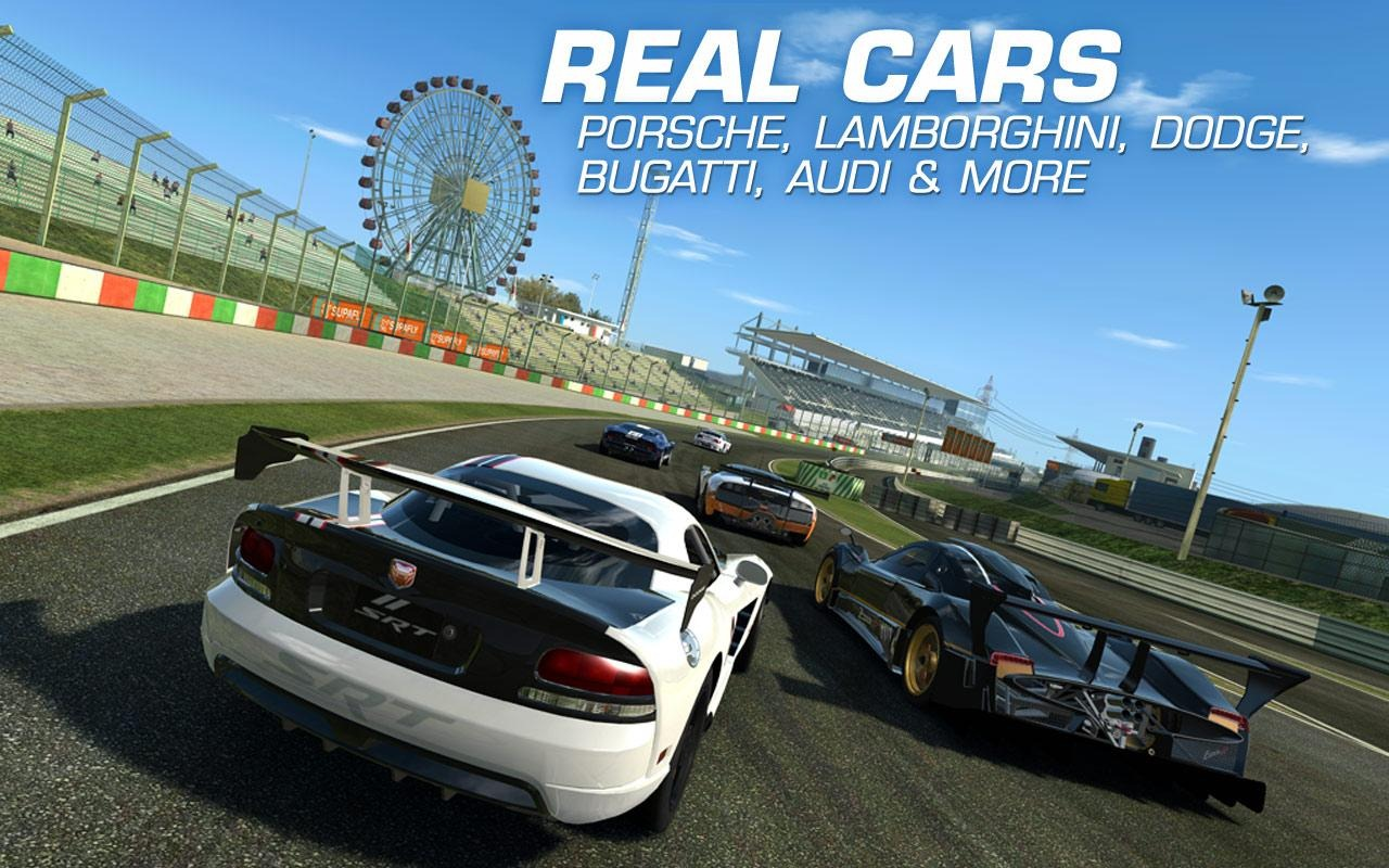 Best android free racing games