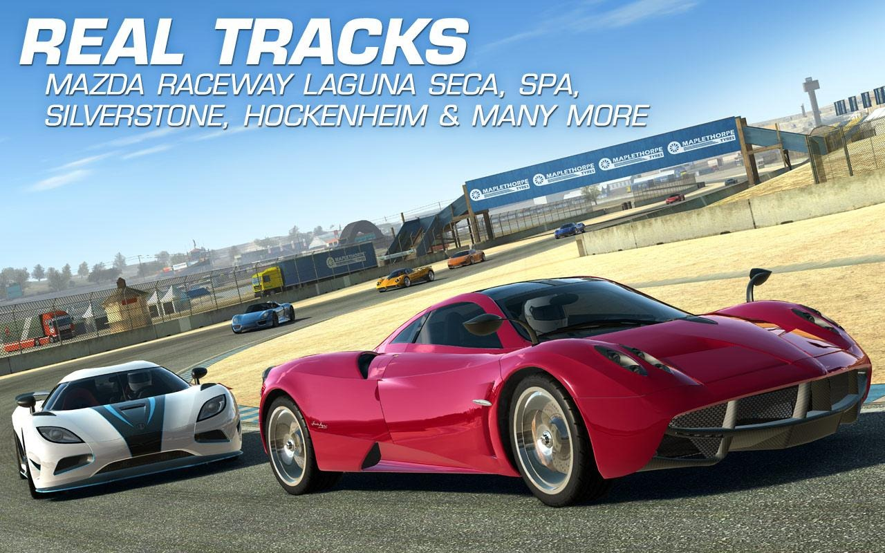 Ea real racing 3 android free download