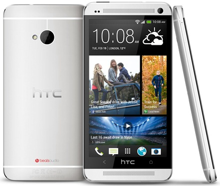 HTC One_3V_White