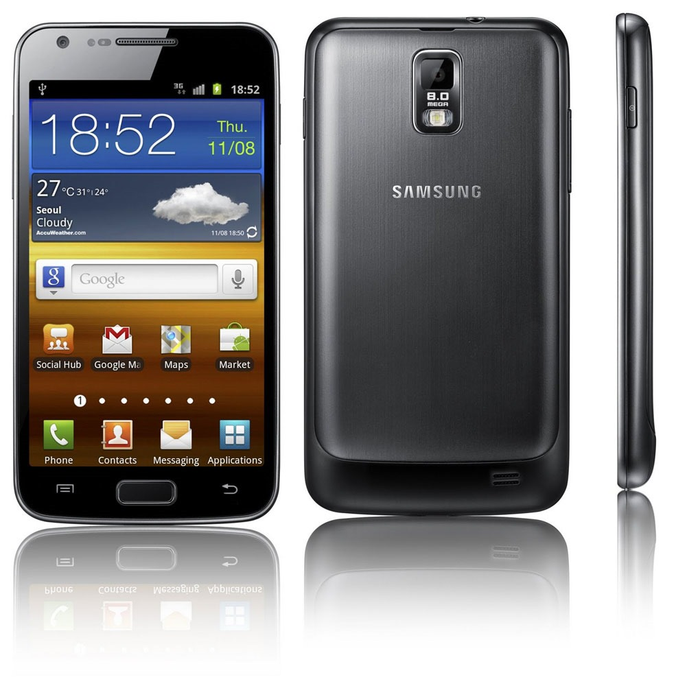 Rogers Galaxy S II LTE Receiving Android 4.1.2 Jelly Bean Update