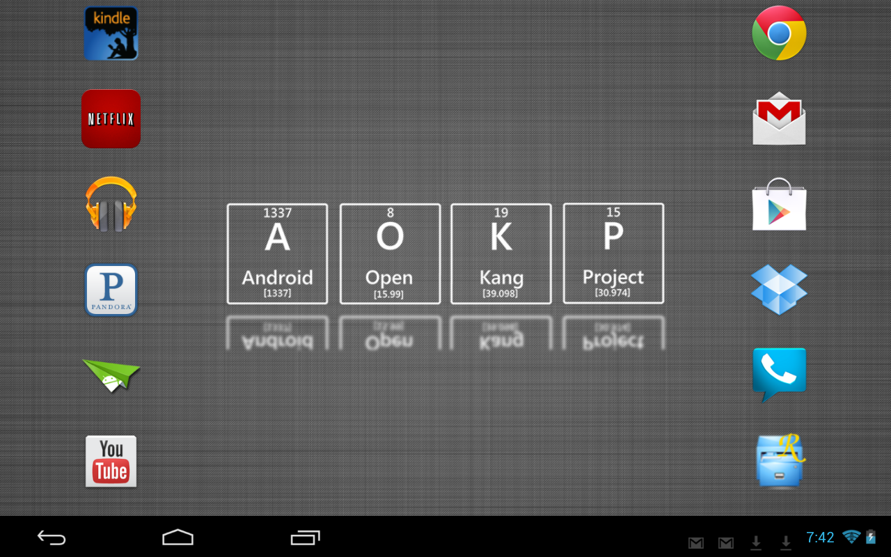 AOKP Updated To Android 4.2.2: Adds DROID 3, 4, Bionic, RAZR, HTC One XL, And The Sprint Galaxy Nexus