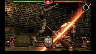 Tegra 4_ TegraZone Game_ CODEX The Warrior_01
