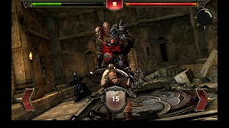 Tegra 4_ TegraZone Game_ CODEX The Warrior_02